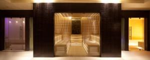 Sauna ansamblu